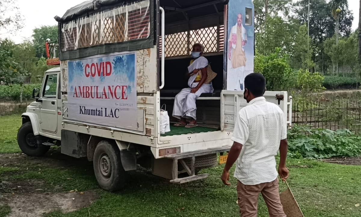 Assam COVID
