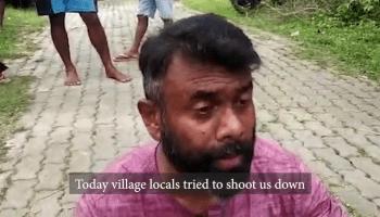 Congress MLA Rupjyoti Kurmi escapes gunshots at Assam-Nagaland border