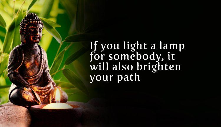 Gautam Buddha Inspirational Quote