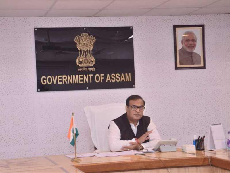 CM Himanta Biswa reviews flood preparedness in Assam