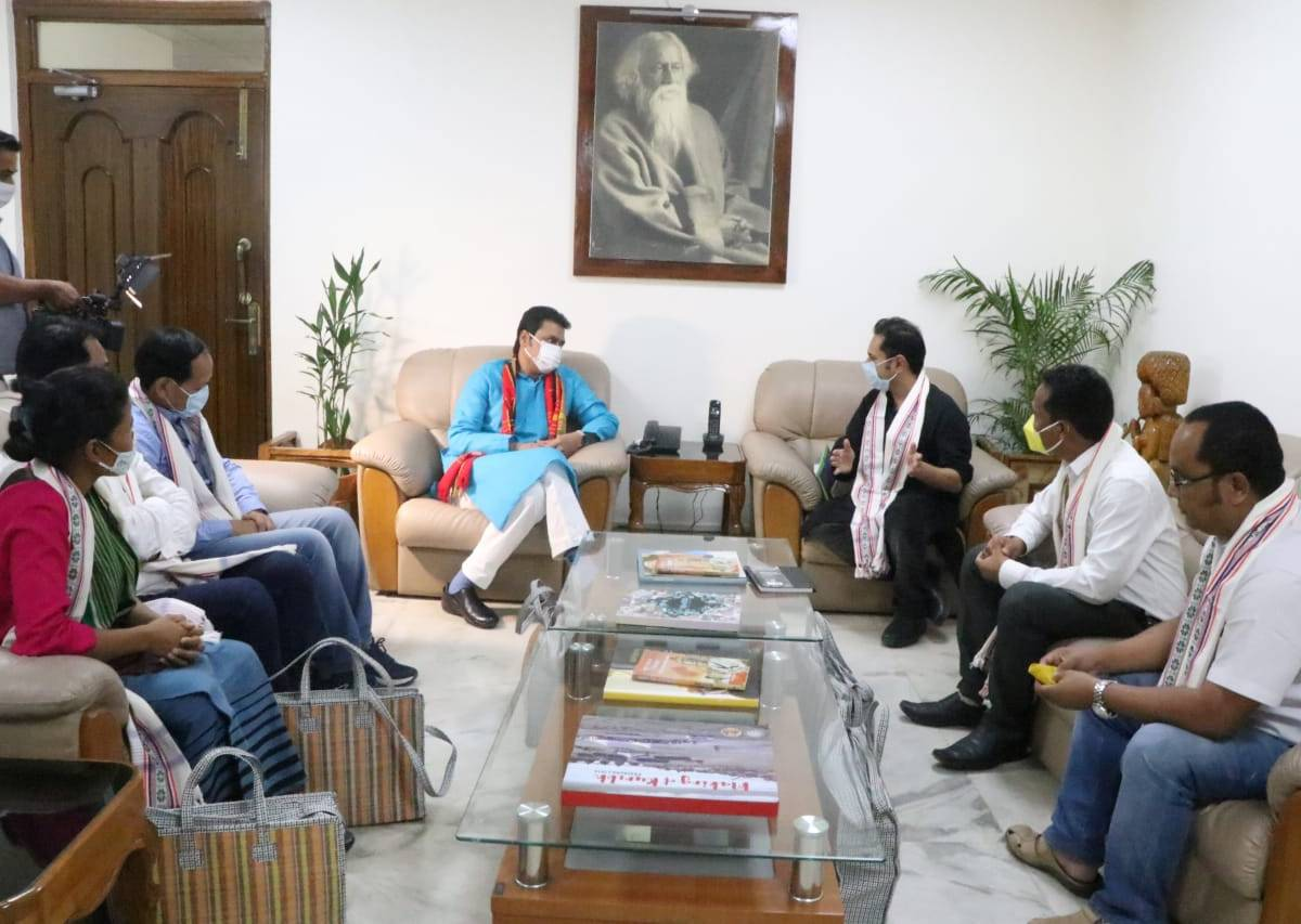 Tripura tribal council demands allocation of funds, appointment of IAS officers