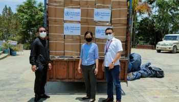 150 WHO-funded oxygen concentrators reach Nagaland