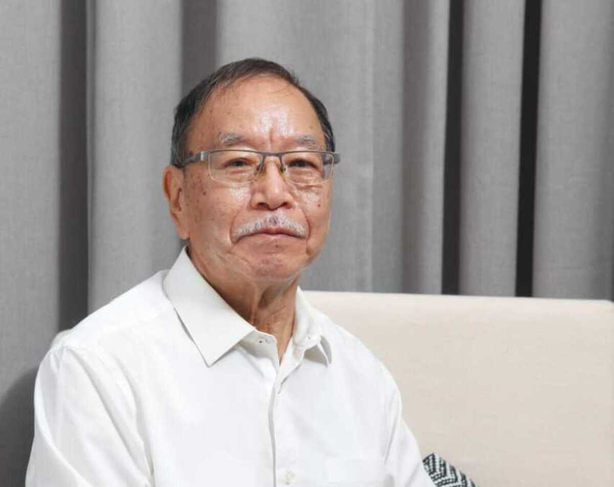 Nagaland: Educationist and Tetso College founder Dr PS Lorin passes away