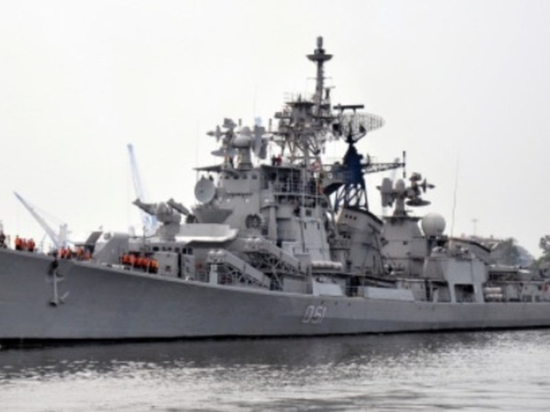 INS Rajput to be decommissioned on May 21