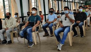 Arunachal: Khonsa shopkeepers say 'No to Extortion'