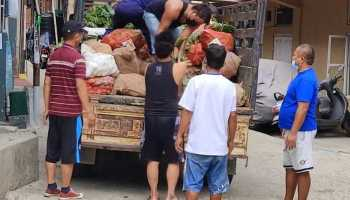 Mizoram shows the way again: Residents of border village help the needy in Aizawl