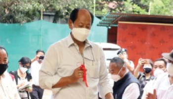 Nagaland: CM inaugurates 30-bed COVID-19 hospital in Dimapur