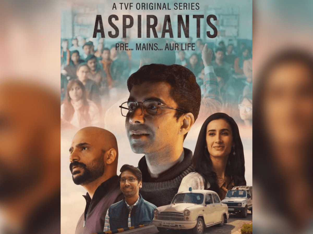 One of the most uplifting and well-made series this year: TVF's Aspirants