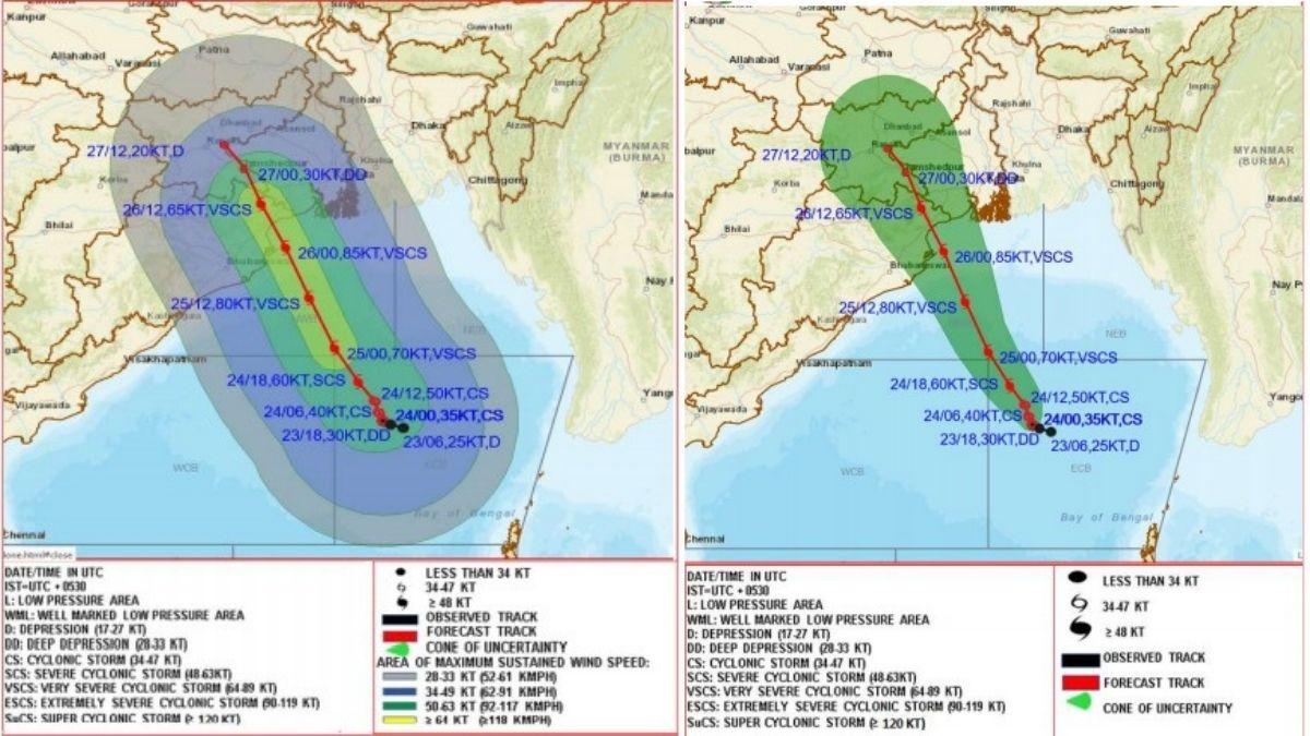 AAI Airports taking precautions in wake of Cyclone Yaas