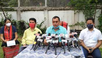 Tripura: IPFT calls for strike after 2 MLAs 'attacked' by TIPRA supporters