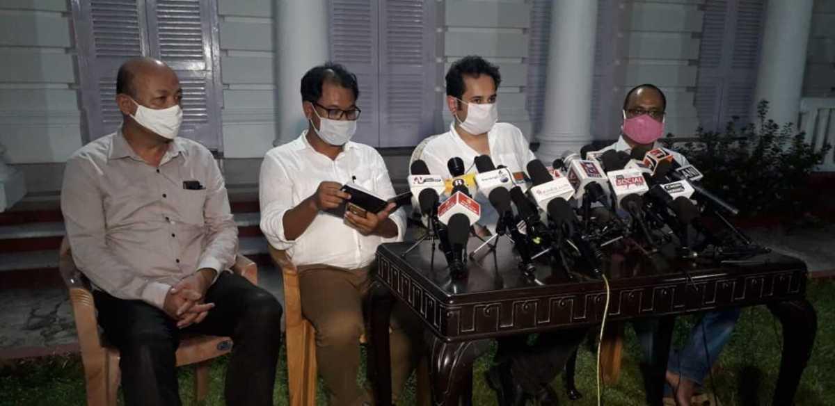 Tripura tribal council demands more doctors, medical equipment to fight COVID-19