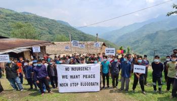 Arunachal: Encounter between security forces, NSCN-KYA rebels in Tirap