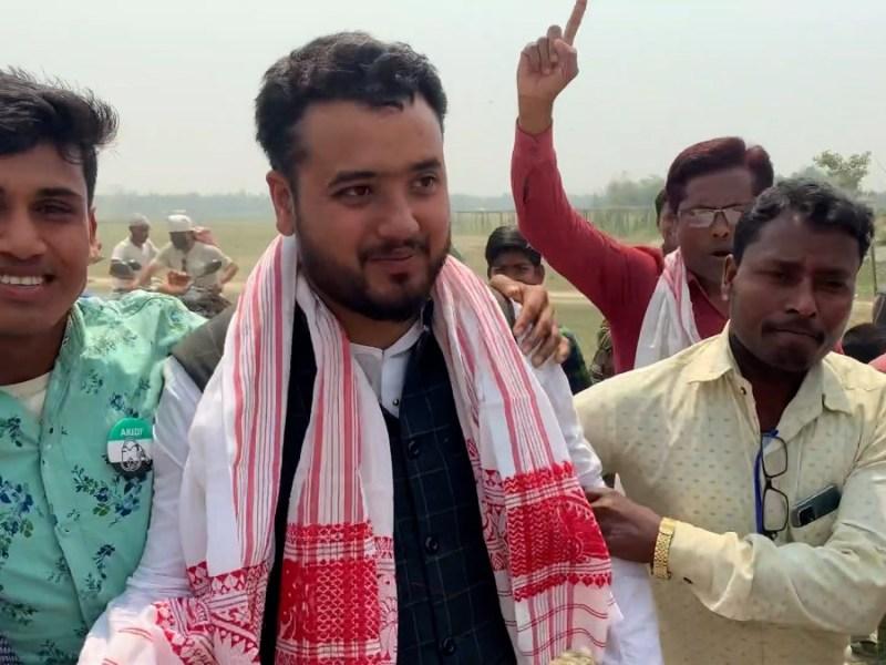 Ashraful Hussain