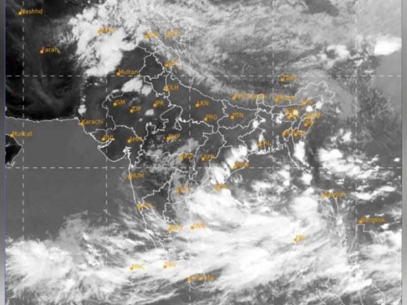 Sikkim chief secretary reviews preparedness for cyclonic storm Yaas