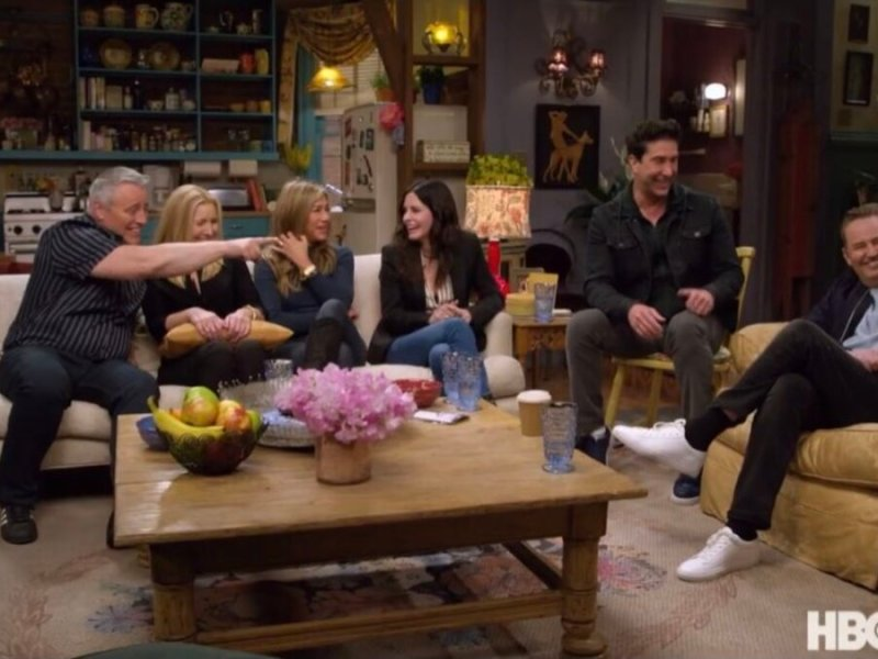 Fans flood the internet with 'Friends: The Reunion' memes
