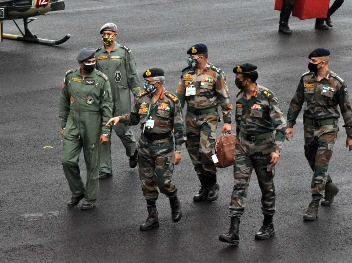 Army chief reviews situation along northern border in Arunachal Pradesh