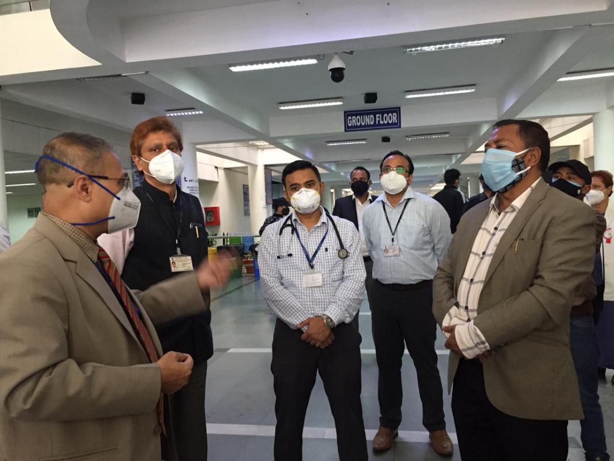 Meghalaya health minister