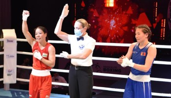 Manipur boxer Mary Kom enters final of Asian Championships