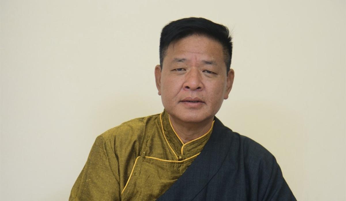 Central Tibetan Elected Penpa Tsering as its President
