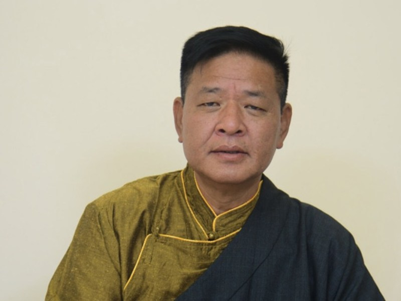 Penpa Tsering elected president of Central Tibetan Administration