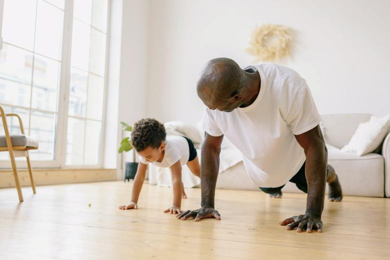 Workout for Kids