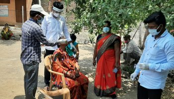 How Maharashtra's youngest sarpanch keeps his village COVID-19 free