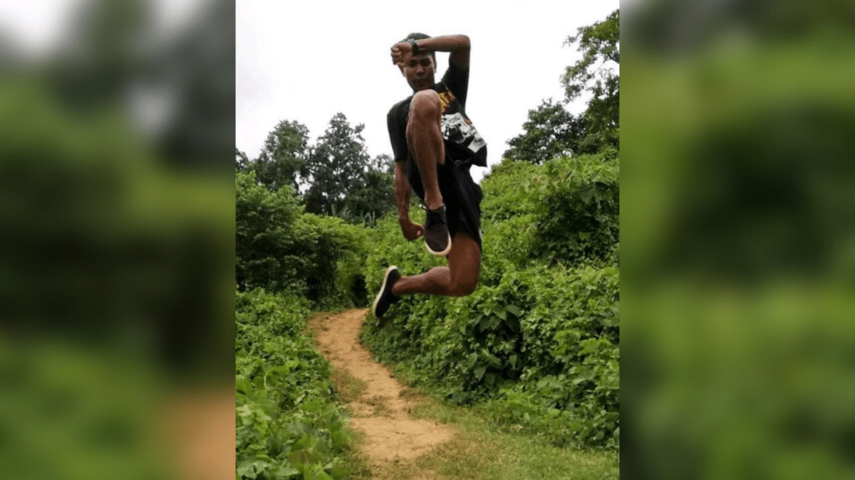 By leaps & bounds: How a Tripura farmer's son became a Muay Thai champ
