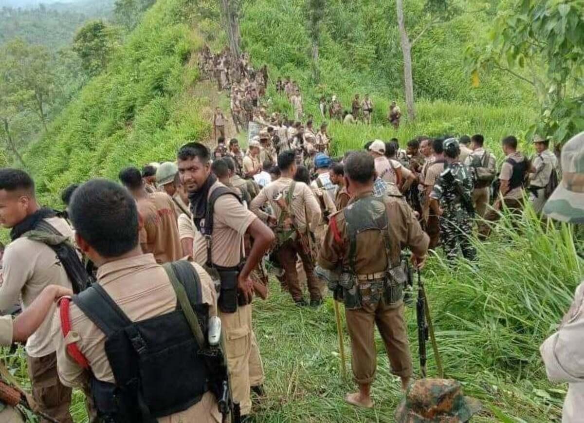Mizoram-Assam border clash: Assam police fire shots at 3 civilians