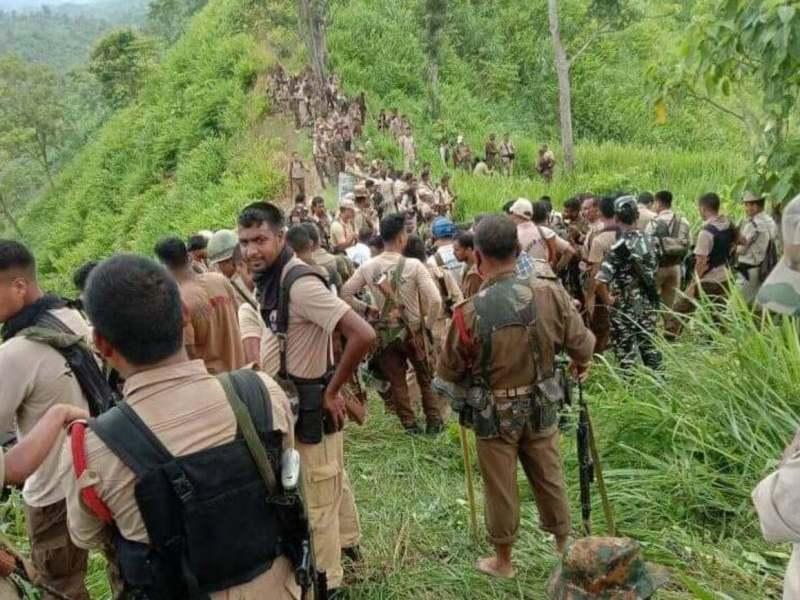 NE MPs Forum appeals to Assam, Mizoram to ensure peace along border