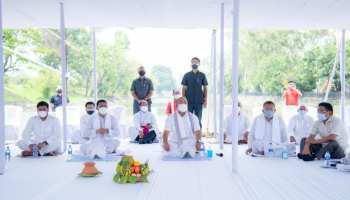 Manipur: Amid COVID-19, inter-faith prayer held to seek divine intervention