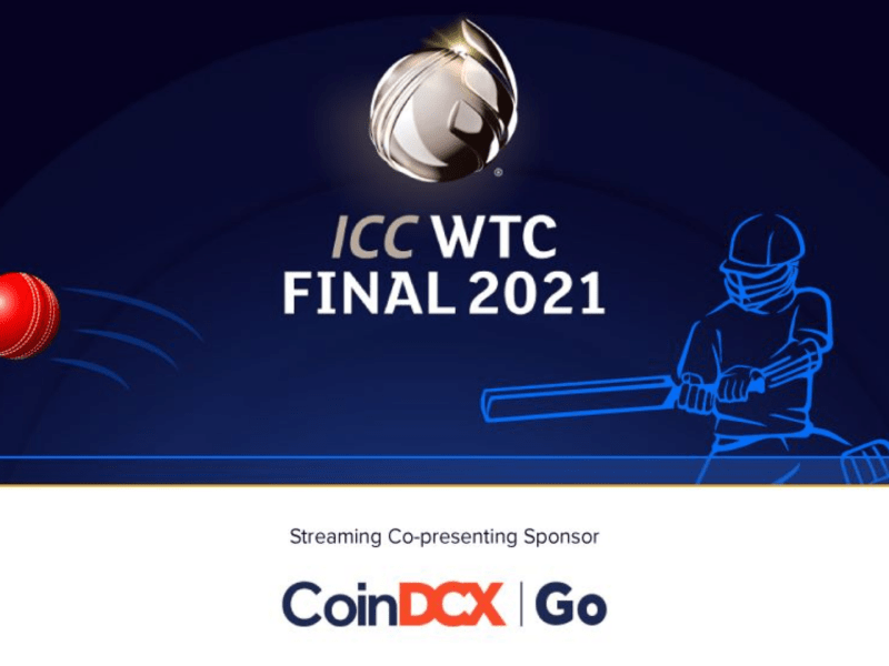 When crypto meets cricket: Here's why #WTCwithCoindcx is trending