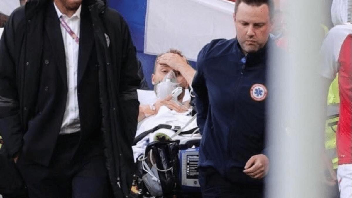 Twitter reacts: Danish midfielder Christian Eriksen collapses mid-match