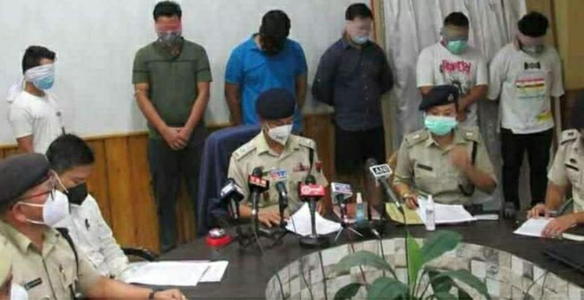 Manipur: 16 persons, including minors, arrested over 'obscene' FB group
