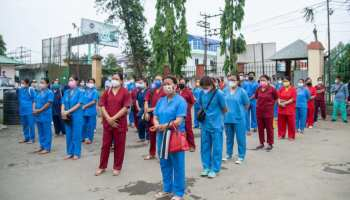 Manipur: Mass COVID-19 testing drive launched in Imphal