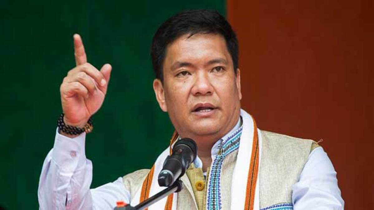 Arunachal govt working to resolve boundary dispute with Assam: CM Pema Khandu