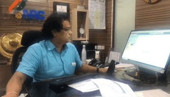Complaint against Assam ex-NRC chief for 'manipulating' updation process
