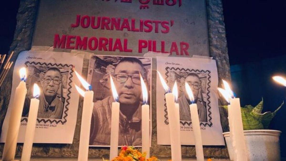 Manipur: Journalist dies of COVID-19; Bishnupur SP tests positive