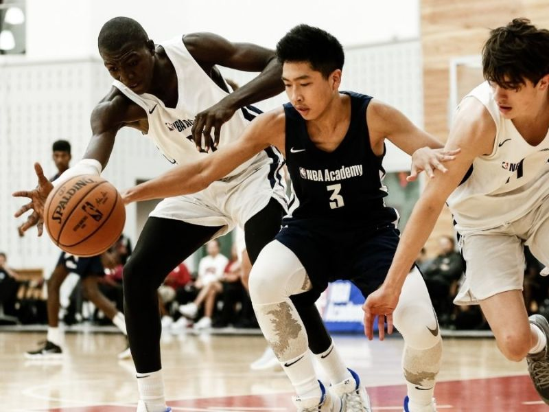 Basketball wonder Lalhnehpuia Chhakchhuak's remarkable journey from Aizawl to Chicago