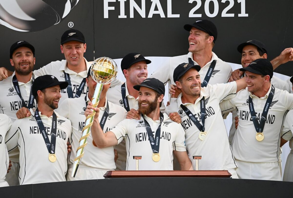 Special feeling: Williamson credits his 'bits and pieces' cricketers for WTC triumph