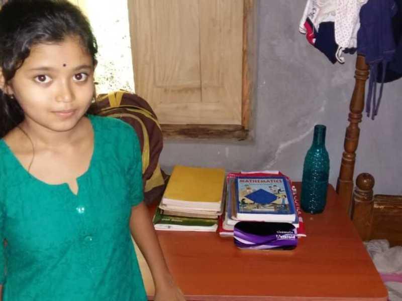 Tripura CM sends study table, dry ration to fulfill Barsha's wish