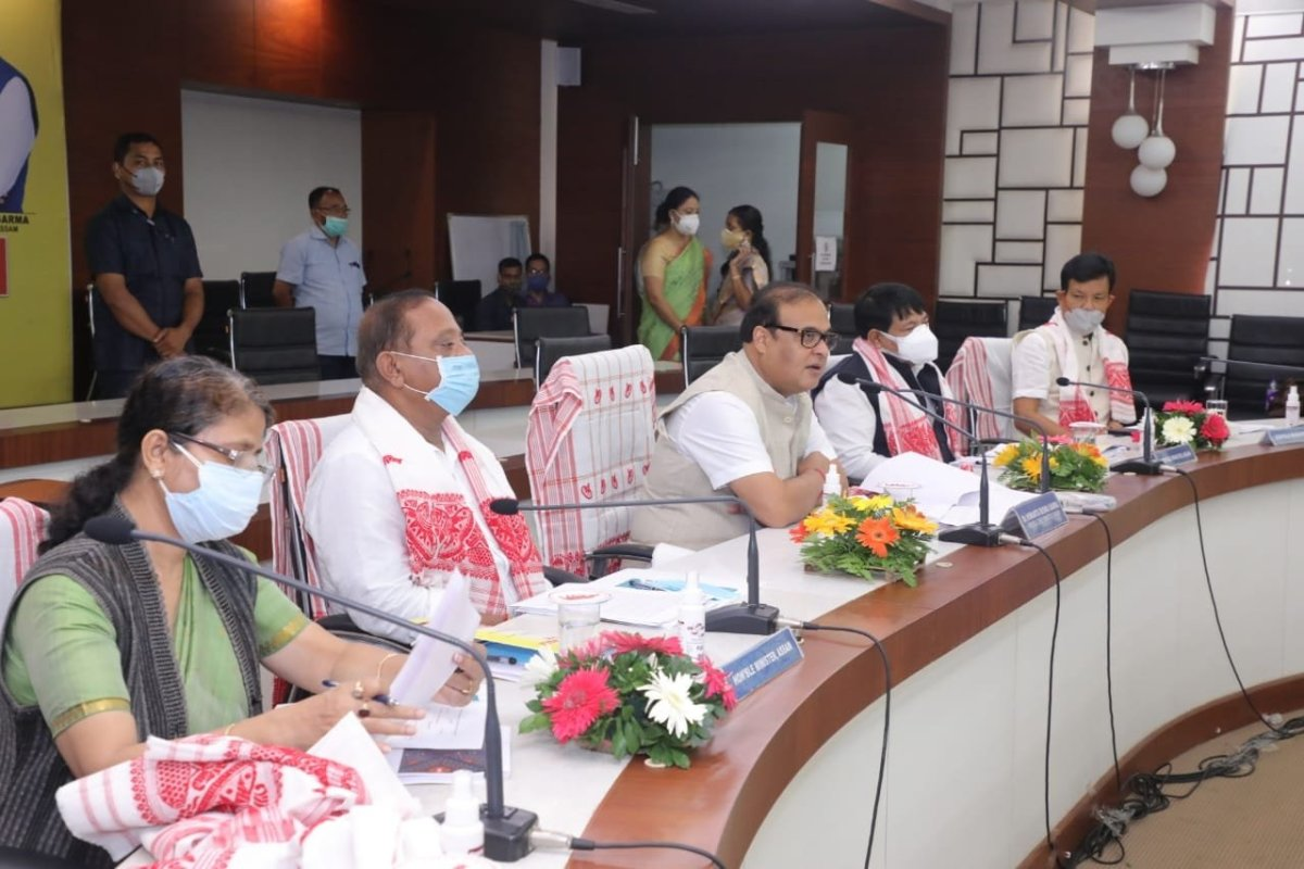 Assam has come in 'performer' category from 'aspirant' earlier: CM