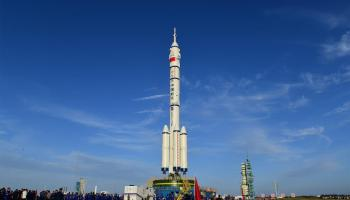 China all set to launch manned mission with three astronauts for its space station