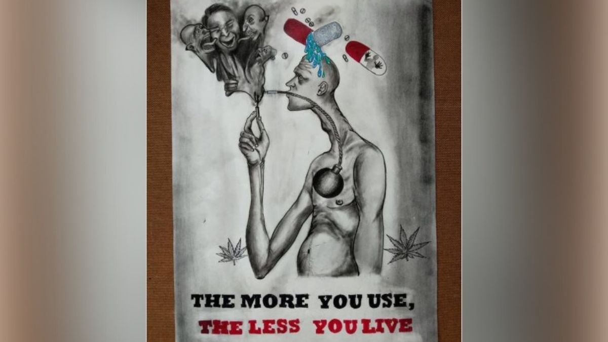 International day against drug abuse: Art that everyone should see