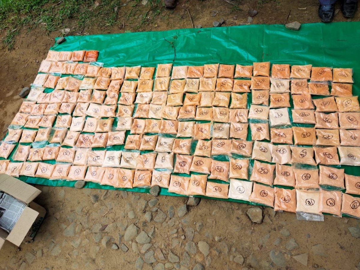 Heroin worth Rs 7 crore seized, 2 arrested in Assam