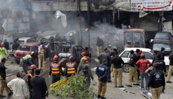 Deadly blast near Hafiz Saeed's house in Lahore; 2 killed, 16 wounded