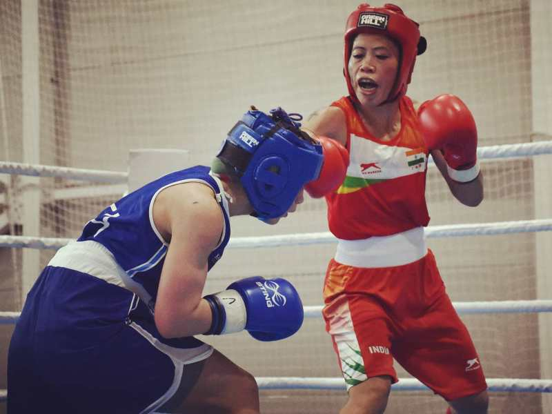 To avoid travel restrictions for Tokyo Olympics, Mary Kom heads to Italy for training