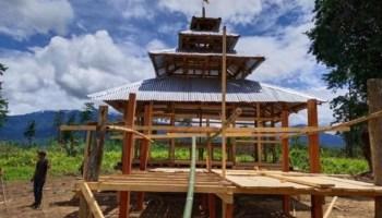 Chakma encroachment