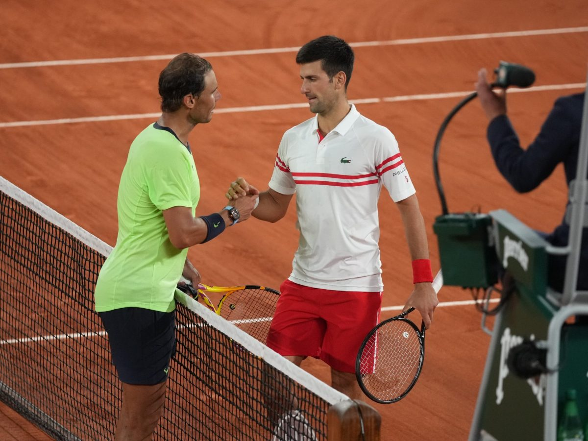 Novak-Nadal French Open clash leaves Indian cricketers in awe