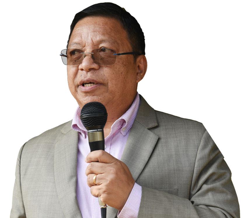 Thomas Sangma accused of rape