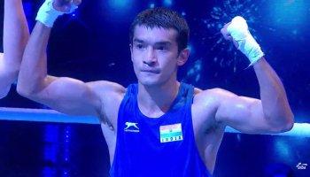 Asian Boxing: Gold for Sanjeet; Amit Panghal, Shiva Thapa endure close defeats